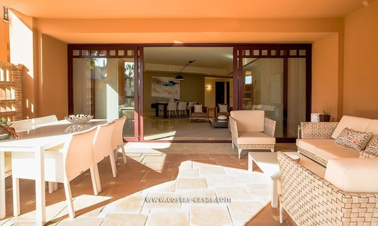 For Sale: Beachfront Luxury Apartments in San Pedro - Marbella. Opportunity: 3 bedroom apartment! 26