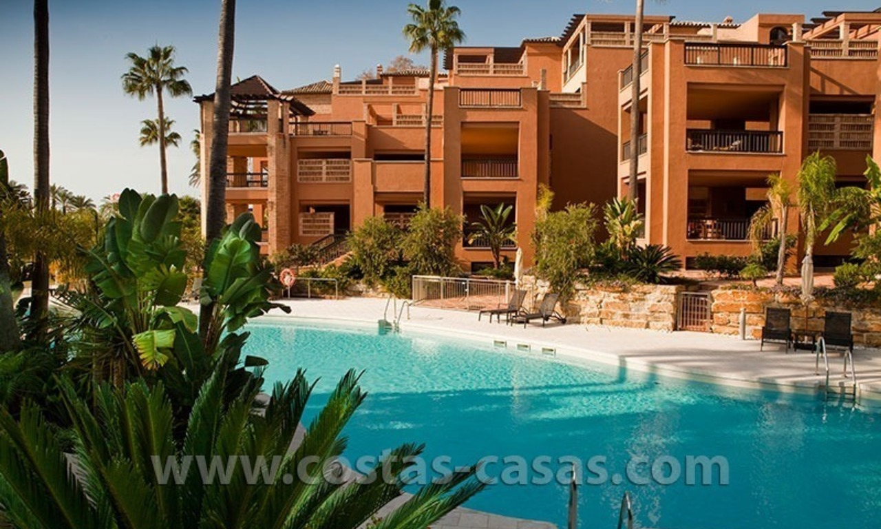 For Sale: Beachfront Luxury Apartments in San Pedro - Marbella. Opportunity: 3 bedroom apartment! 42