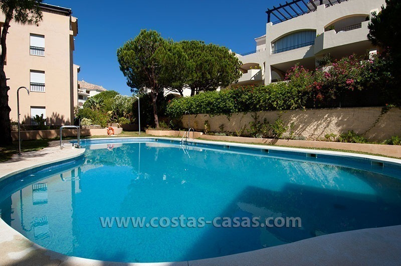 For Sale: Bargain Beach Apartment in Elviria, East Marbella