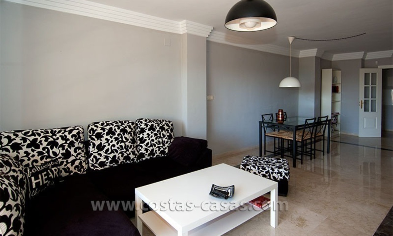 For Sale: Bargain Golf Apartment in Río Real, Marbella 3