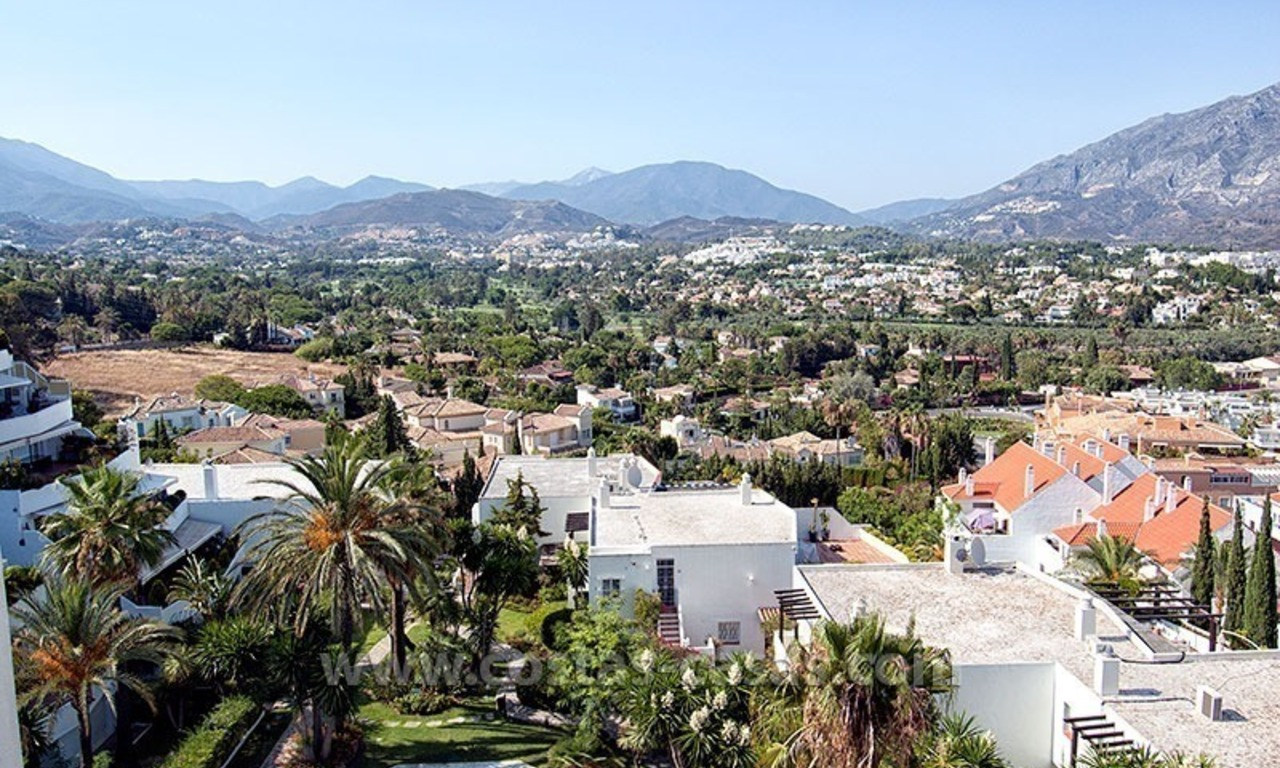 For Sale: Perfectly Located Penthouse Apartment near Puerto Banús, Marbella 1