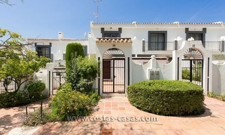 For sale: Frontline Golf Townhouse in Nueva Andalucía, Marbella 3