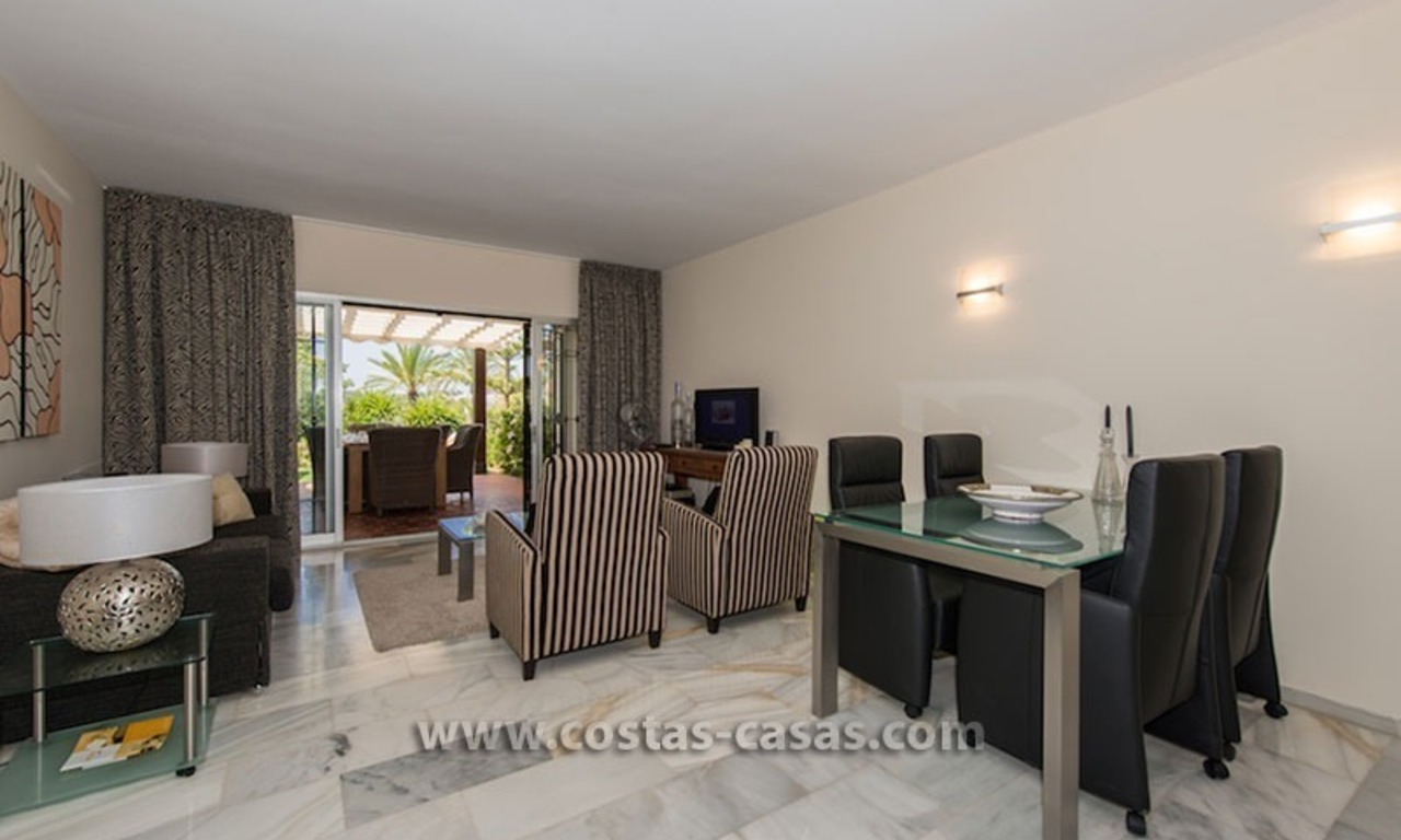 For sale: Frontline Golf Townhouse in Nueva Andalucía, Marbella 6