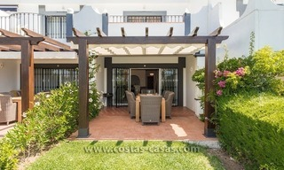 For sale: Frontline Golf Townhouse in Nueva Andalucía, Marbella 2
