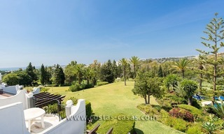 For sale: Frontline Golf Townhouse in Nueva Andalucía, Marbella 12