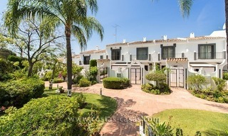 For sale: Frontline Golf Townhouse in Nueva Andalucía, Marbella 14