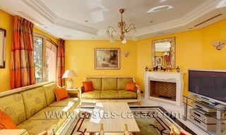 For Sale in Puerto Banus, Marbella: Exclusive beachfront garden apartment 2