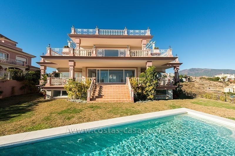 For Sale: New Luxury Villa at Golf Resort, Benahavís – Marbella