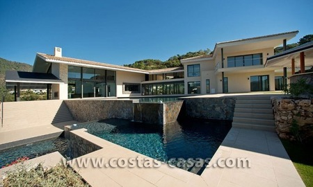 For Sale: Large Luxury Villa in La Zagaleta, Benahavís – Marbella