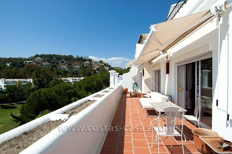 For sale: Charming Apartment Frontline La Quinta Golf, Nueva Andalucía – Marbella 0