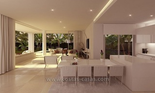 New Contemporary and Spacious Villa for Sale in East Marbella 4