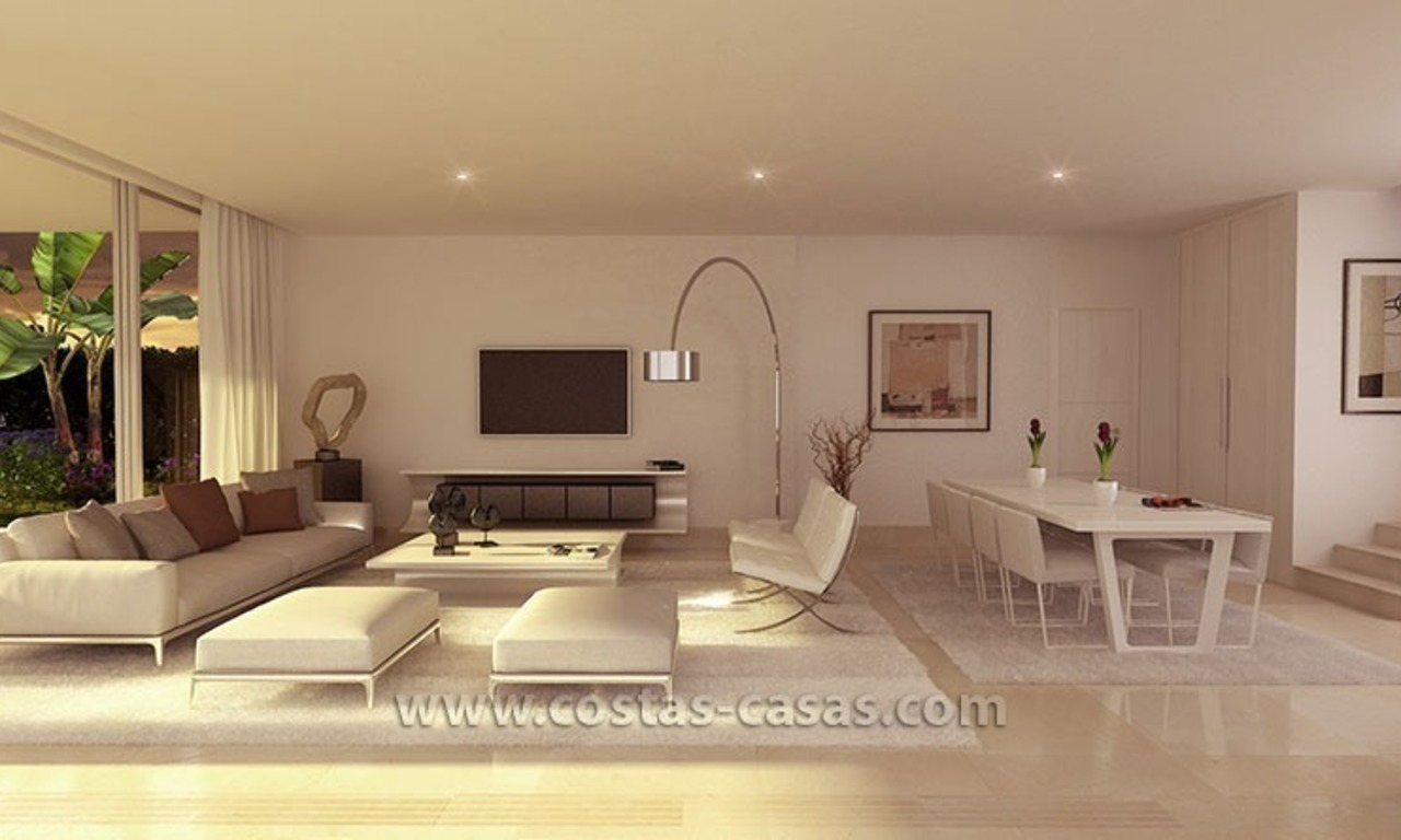 New Contemporary and Spacious Villa for Sale in East Marbella 3