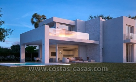 New Modern Villa for sale in East Marbella 0