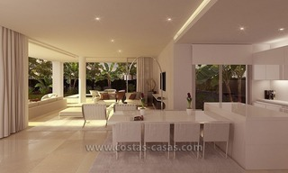 New Modern Villa for sale in East Marbella 2