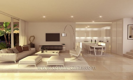 New Modern Villa for sale in East Marbella 3