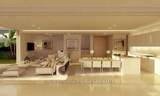 Stylish Modern Designer Villa for Sale, Newly Build, in East Marbella 3