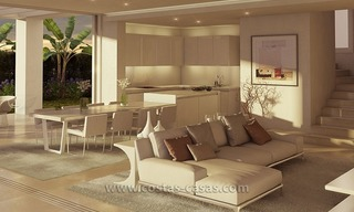 Stylish Modern Designer Villa for Sale, Newly Build, in East Marbella 5