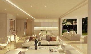 New Contemporary Villa for Sale with Huge Terraces in East Marbella 4
