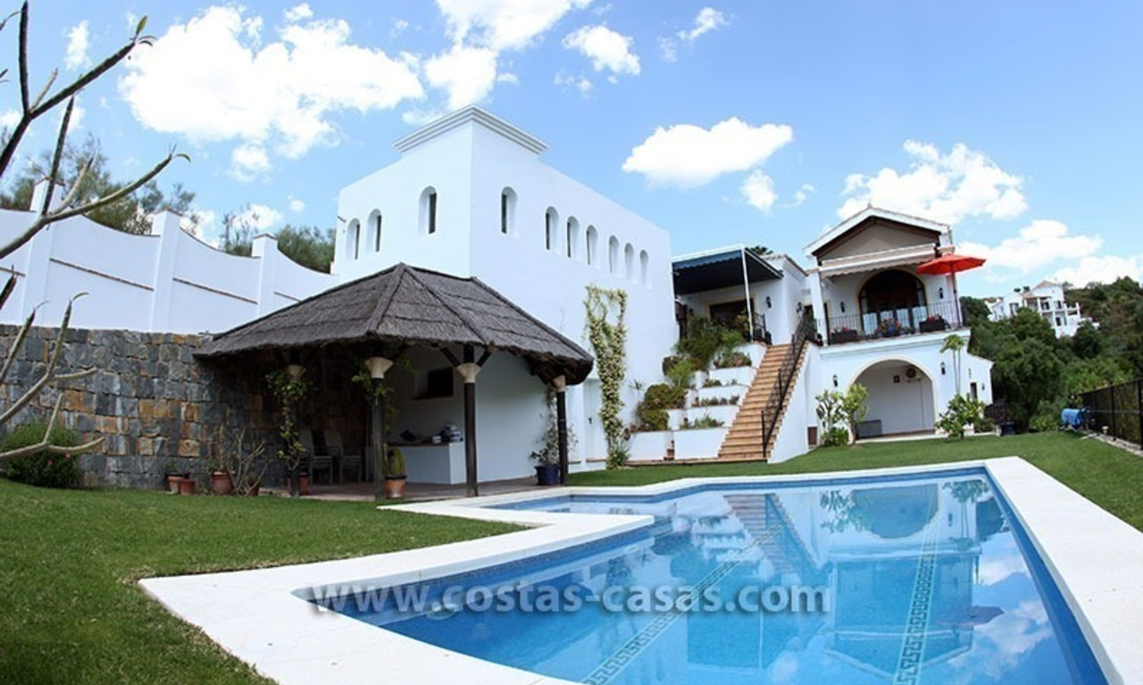 For Sale: Classic Villa at Country Club in Benahavís, Marbella 5