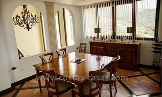 For Sale: Classic Villa at Country Club in Benahavís, Marbella 13