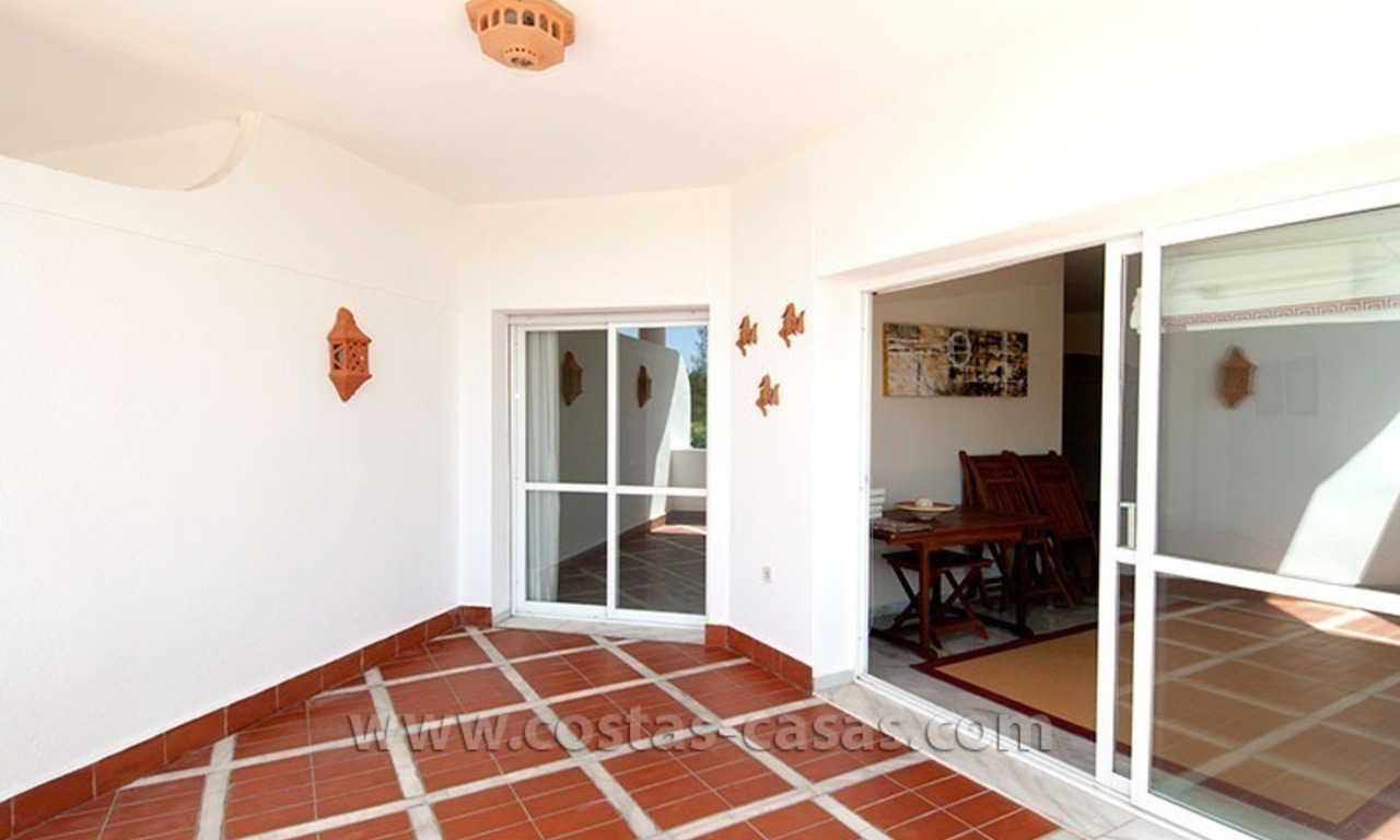 For Sale: Bargain Apartment next to Golf Course in East Marbella 2