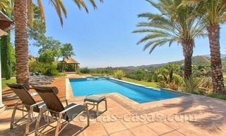 For Sale: Gorgeous Villa at Golf Resort in Marbella - Benahavis 1