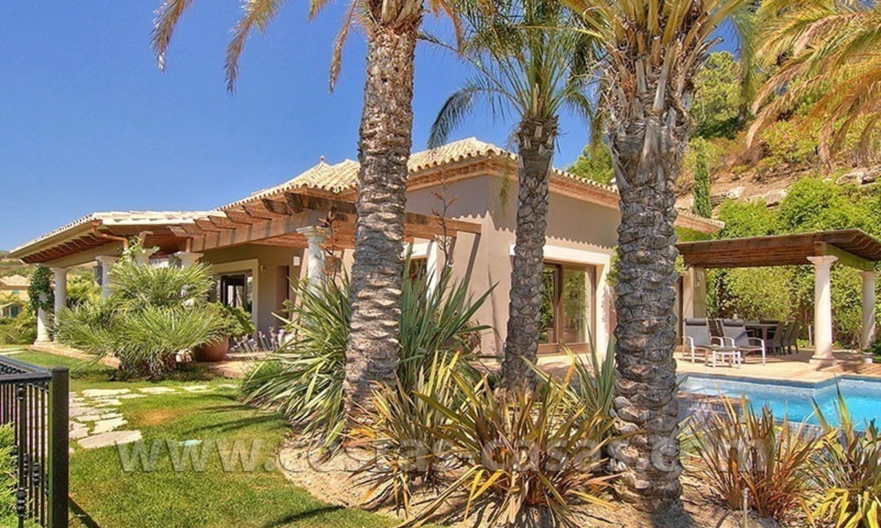For Sale: Gorgeous Villa at Golf Resort in Marbella - Benahavis 3