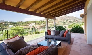 For Sale: Gorgeous Villa at Golf Resort in Marbella - Benahavis 5