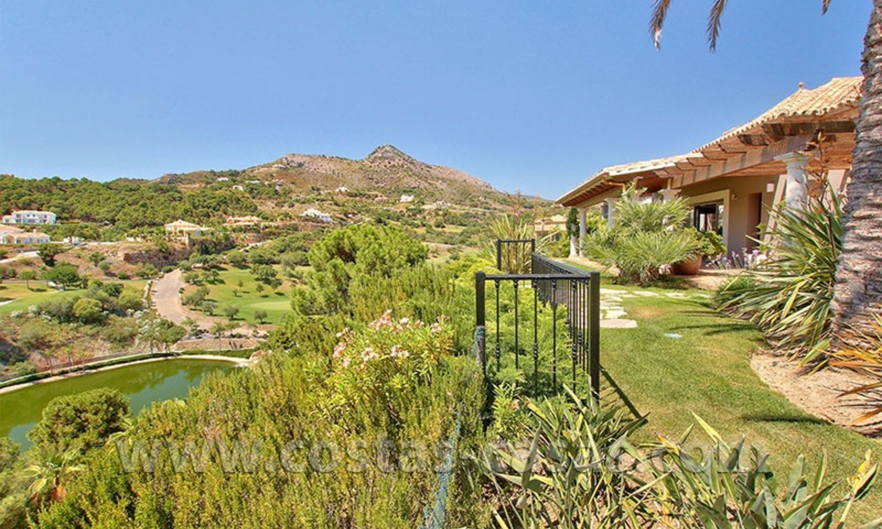 For Sale: Gorgeous Villa at Golf Resort in Marbella - Benahavis 6