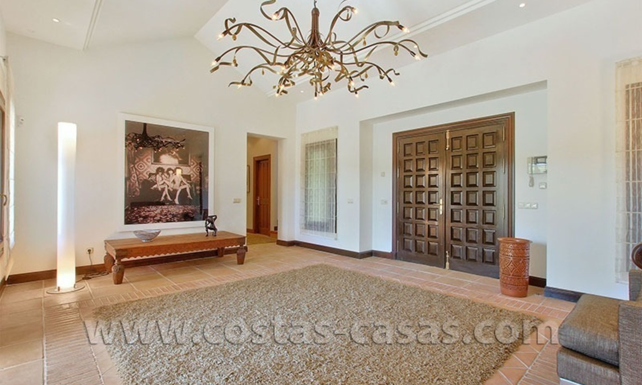 For Sale: Gorgeous Villa at Golf Resort in Marbella - Benahavis 7