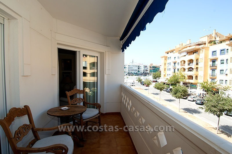 For Sale: Spacious Apartment in downtown San Pedro – Marbella
