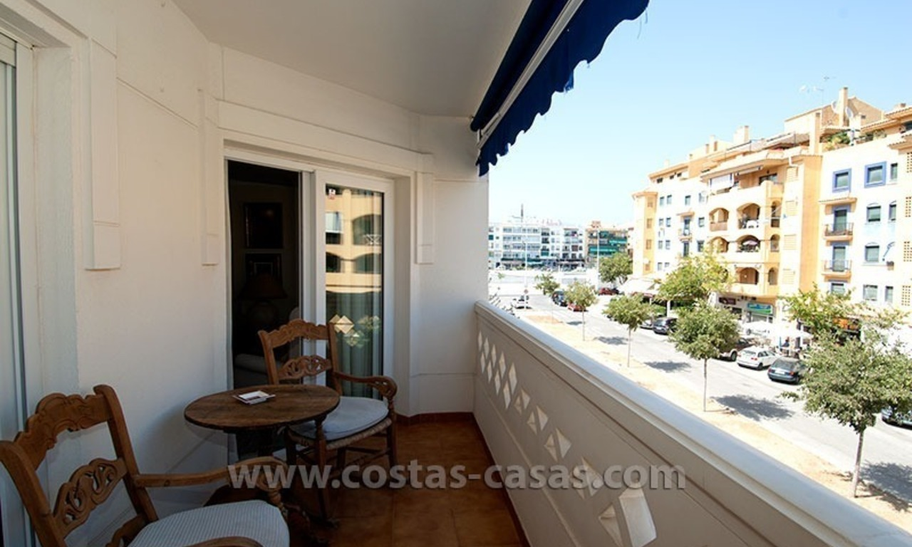 For Sale: Spacious Apartment in downtown San Pedro – Marbella 0