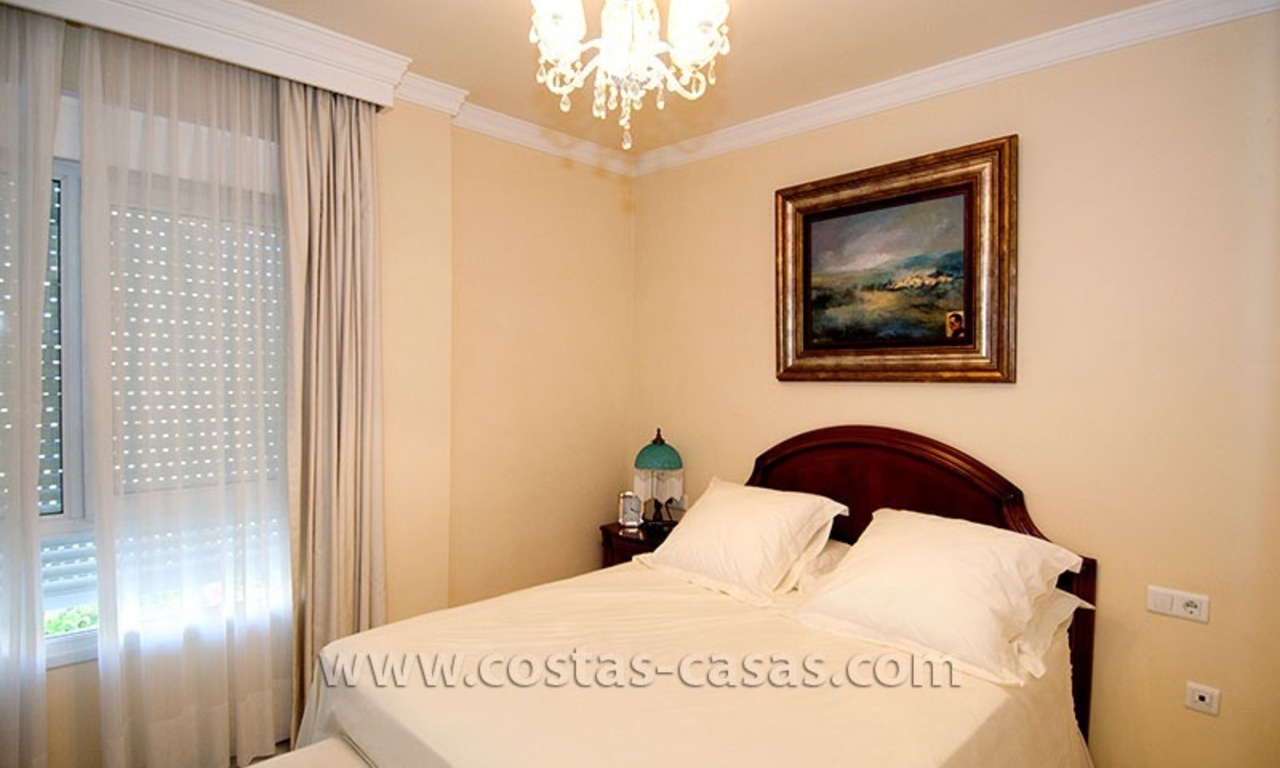 For Sale: Spacious Apartment in downtown San Pedro – Marbella 8