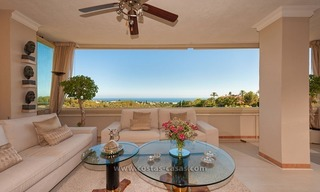 Luxury apartment for sale in Sierra Blanca, Marbella 2