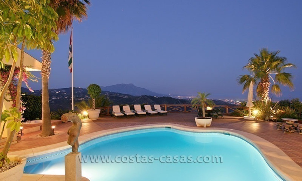 For Sale: Uniquely Located Villa on Huge Plot in Benahavís – Marbella