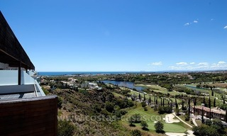 For Holiday Rent: Brand New Modern Luxury Apartment with Fabulous Sea Views, Golf Resort, between Marbella and Estepona 3