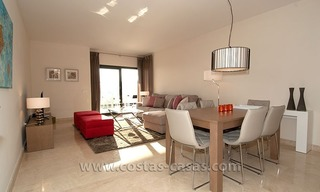 For Holiday Rent: Brand New Modern Luxury Apartment with Fabulous Sea Views, Golf Resort, between Marbella and Estepona 11