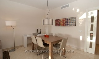 For Holiday Rent: Brand New Modern Luxury Apartment with Fabulous Sea Views, Golf Resort, between Marbella and Estepona 12