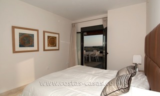 For Holiday Rent: Brand New Modern Luxury Apartment with Fabulous Sea Views, Golf Resort, between Marbella and Estepona 17