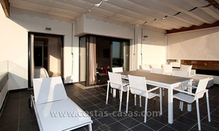 For Holiday Rent: Brand New Modern Luxury Apartment with Fabulous Sea Views, Golf Resort, between Marbella and Estepona 7