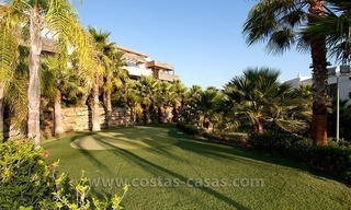 For Holiday Rent: Brand New Modern Luxury Apartment with Fabulous Sea Views, Golf Resort, between Marbella and Estepona 24