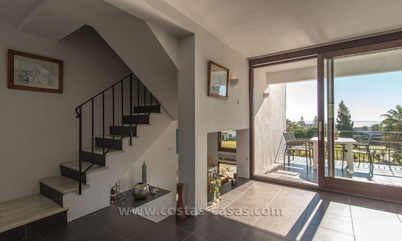 For Sale: Large Duplex Apartment near Beach in Estepona 4
