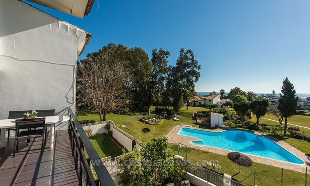 For Sale: Large Duplex Apartment near Beach in Estepona 1