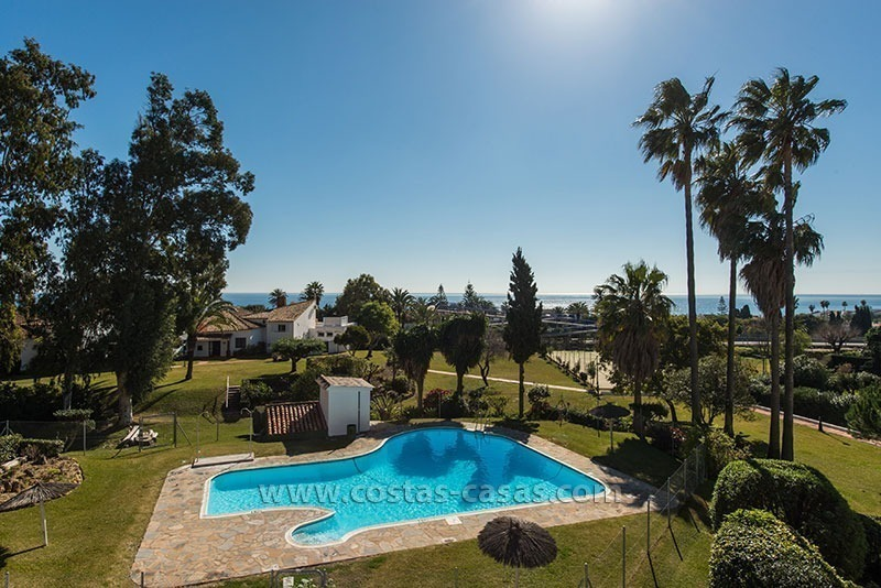 For Sale: Large Duplex Apartment near Beach in Estepona
