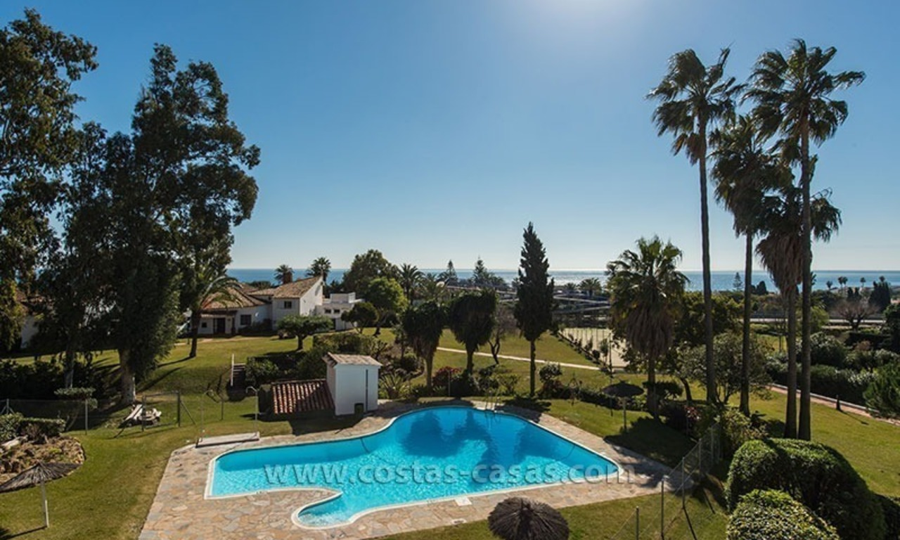For Sale: Large Duplex Apartment near Beach in Estepona 0