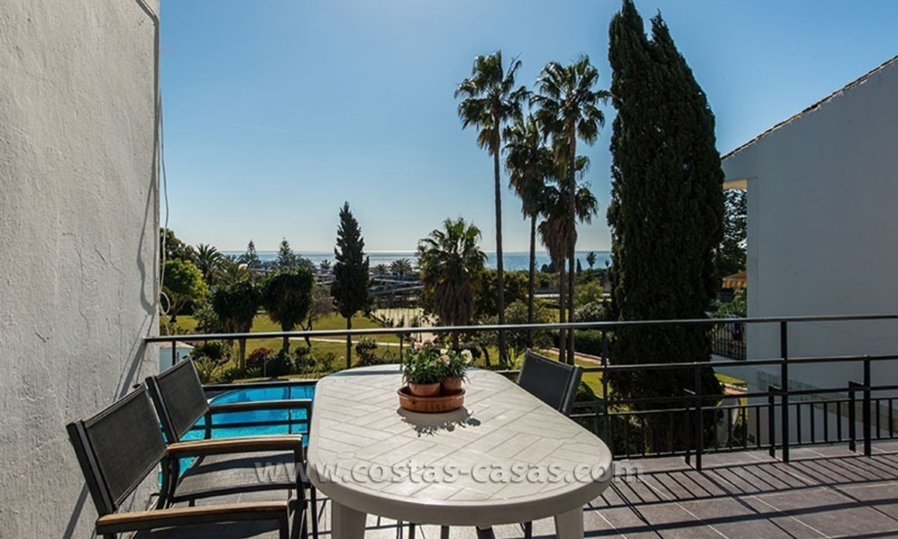 For Sale: Large Duplex Apartment near Beach in Estepona 16