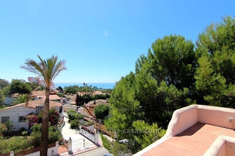 For Sale: Beachside Penthouse in East Marbella