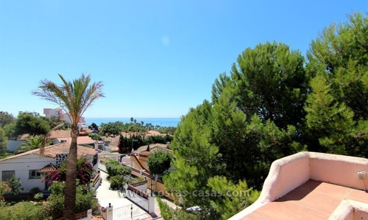 For Sale: Beachside Penthouse in East Marbella 0