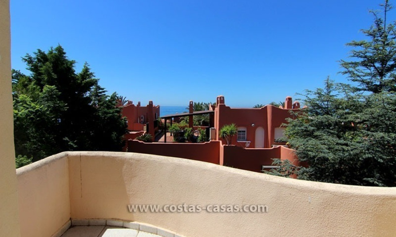 For Sale: Beachside Penthouse in East Marbella 2