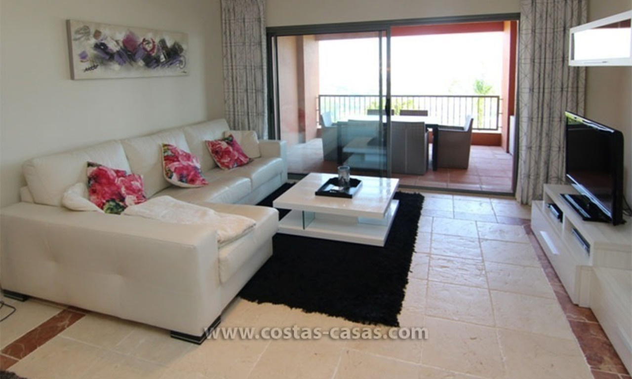 For Sale: Excellent Apartment at Golf Resort in Benahavís – Marbella 6